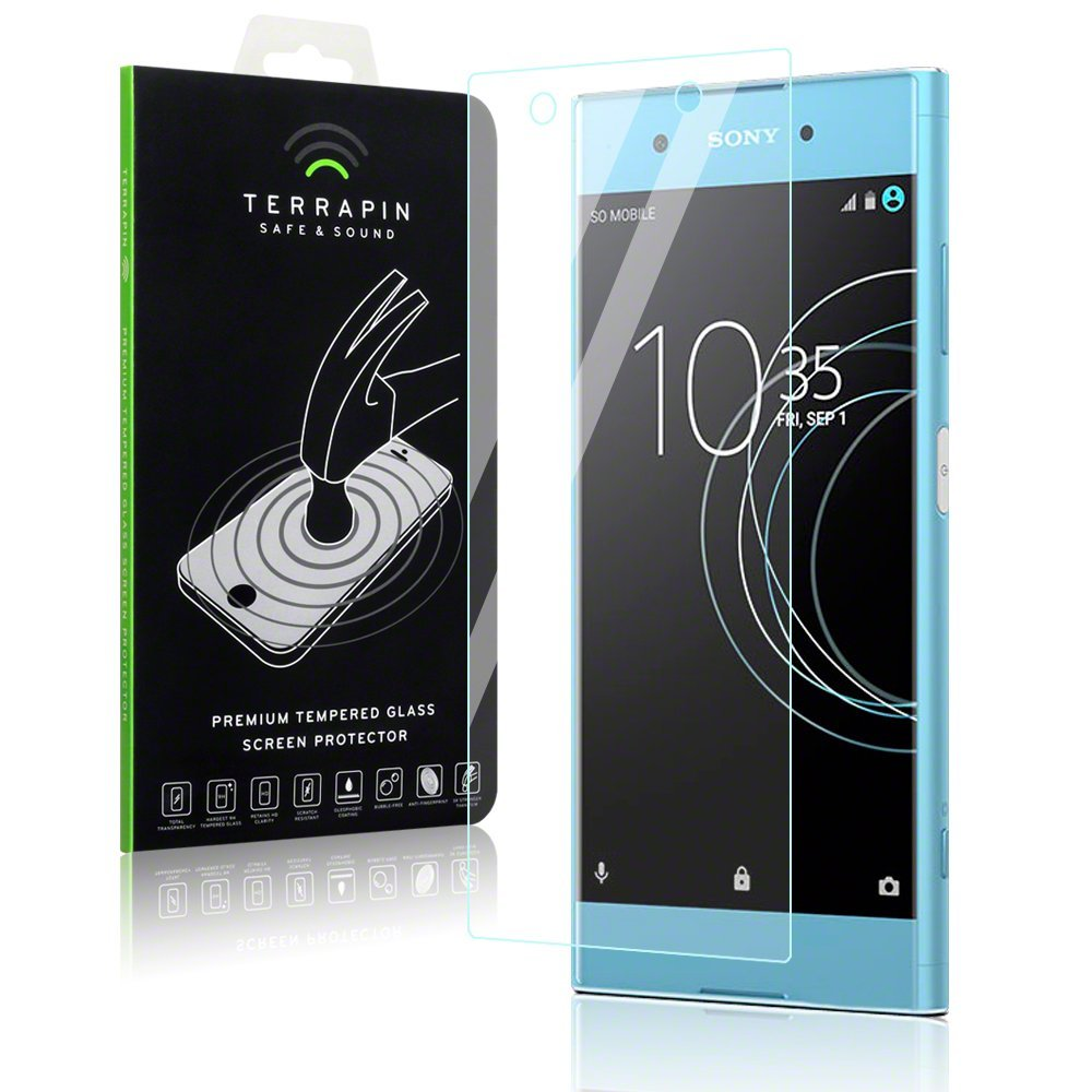Terrapin Tempered Glass - Αντιχαρακτικό Γυάλινο Screen Protector Sony Xperia XA1 Plus (006-005-234)