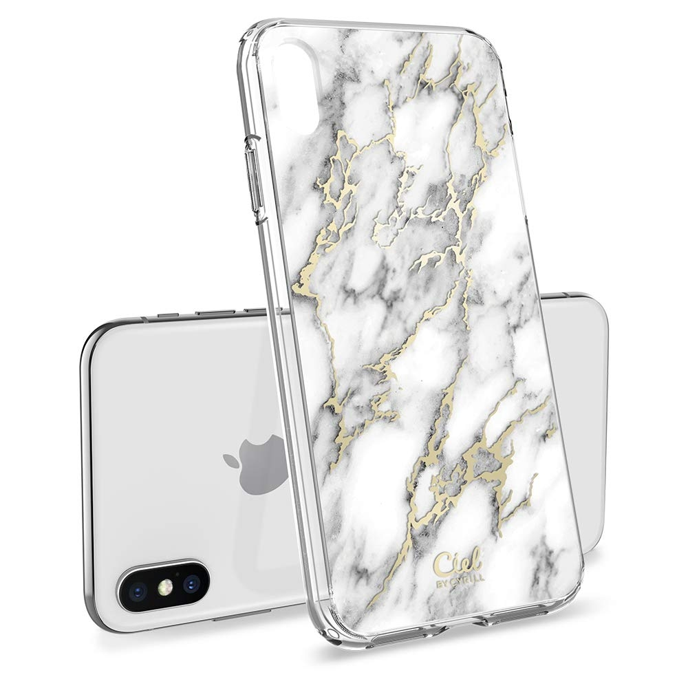 Spigen Θήκη Ciel iPhone X / XS - Marble (063CS24940)