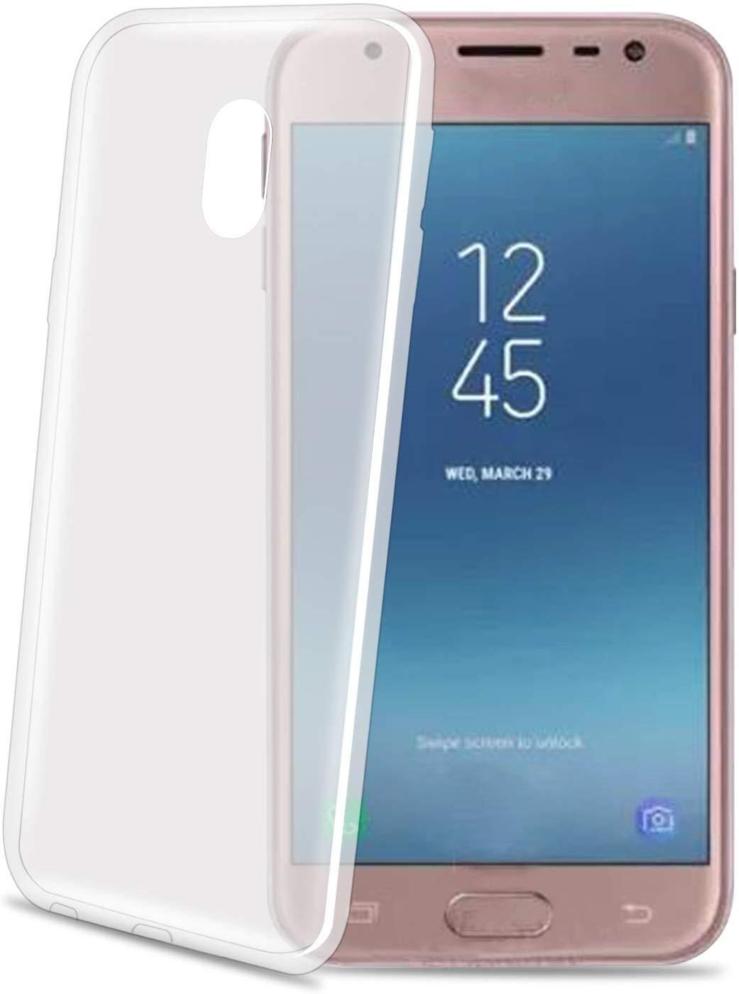 Celly Διάφανη Θήκη Σιλικόνης Samsung Galaxy J3 2017 - Transparent (GELSKIN663)