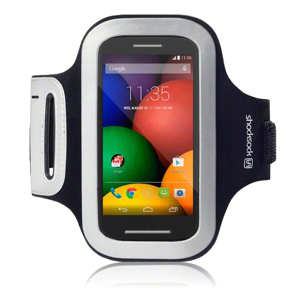 Θήκη Μπράτσου Motorola Moto E by Shocksock (007-003-001)