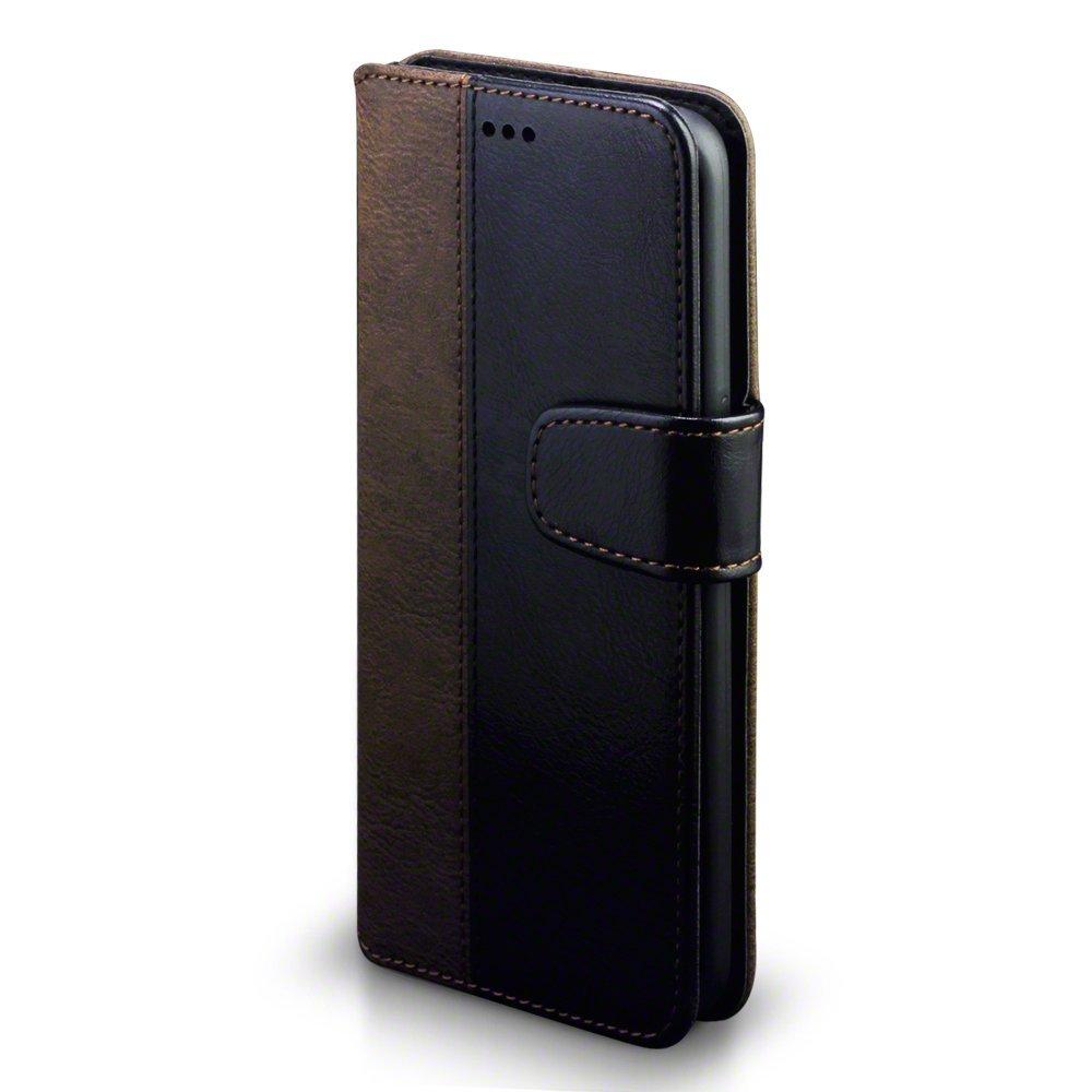 Terrapin Θήκη - Πορτοφόλι Samsung Galaxy S8 - Black/Brown (117-002-951)