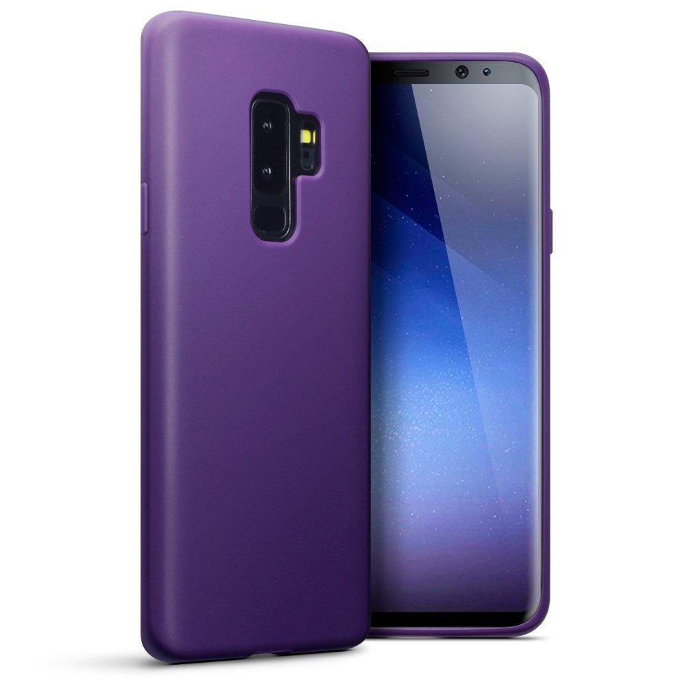 Terrapin Θήκη Σιλικόνης Samsung Galaxy S9 Plus - Purple (118-002-681)