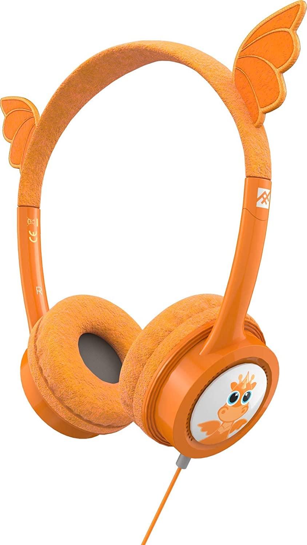 iFrogz Little Rockerz Costume Headphones -  Ακουστικά Κεφαλής για παιδιά - Dragon (304101848)