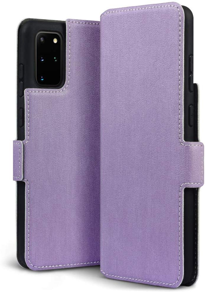 Terrapin Low Profile Θήκη - Πορτοφόλι Samsung Galaxy S20 Plus - Purple (117-002a-241)
