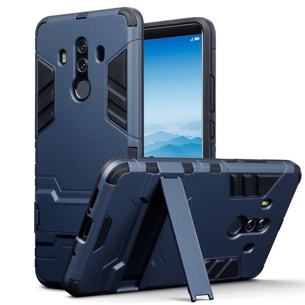 Terrapin Ανθεκτική Dual Layer Θήκη Huawei Mate 10 Pro - Blue (131-083-046) θήκες κινητών