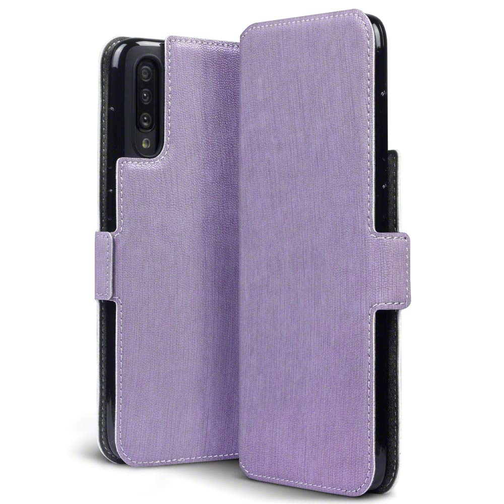 Terrapin Low Profile Θήκη - Πορτοφόλι Samsung Galaxy A70 - Purple (117-002a-154)