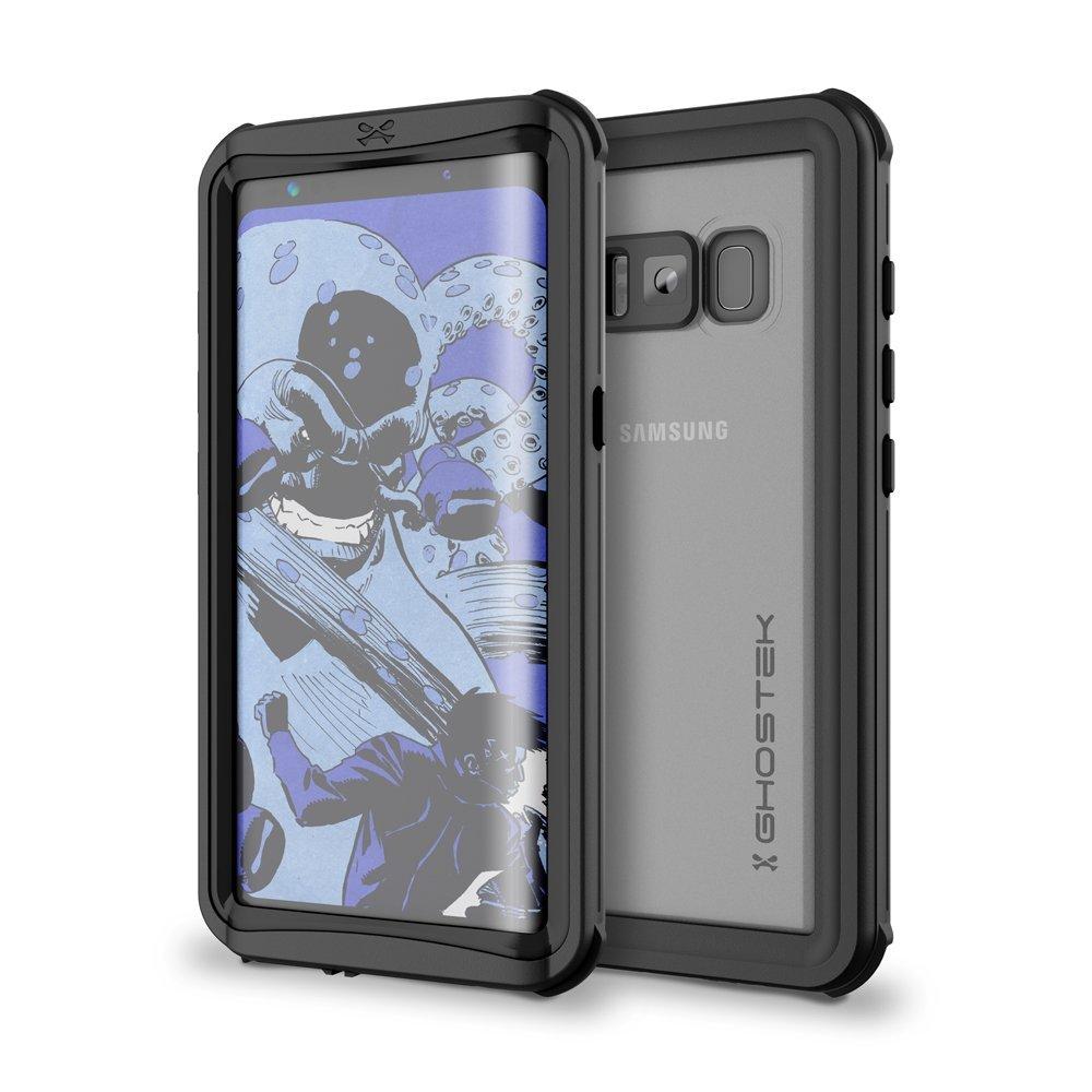 Ghostek Nautical Αδιάβροχη θήκη Samsung Galaxy S8 - Black (CA-GHOCAS620-00)