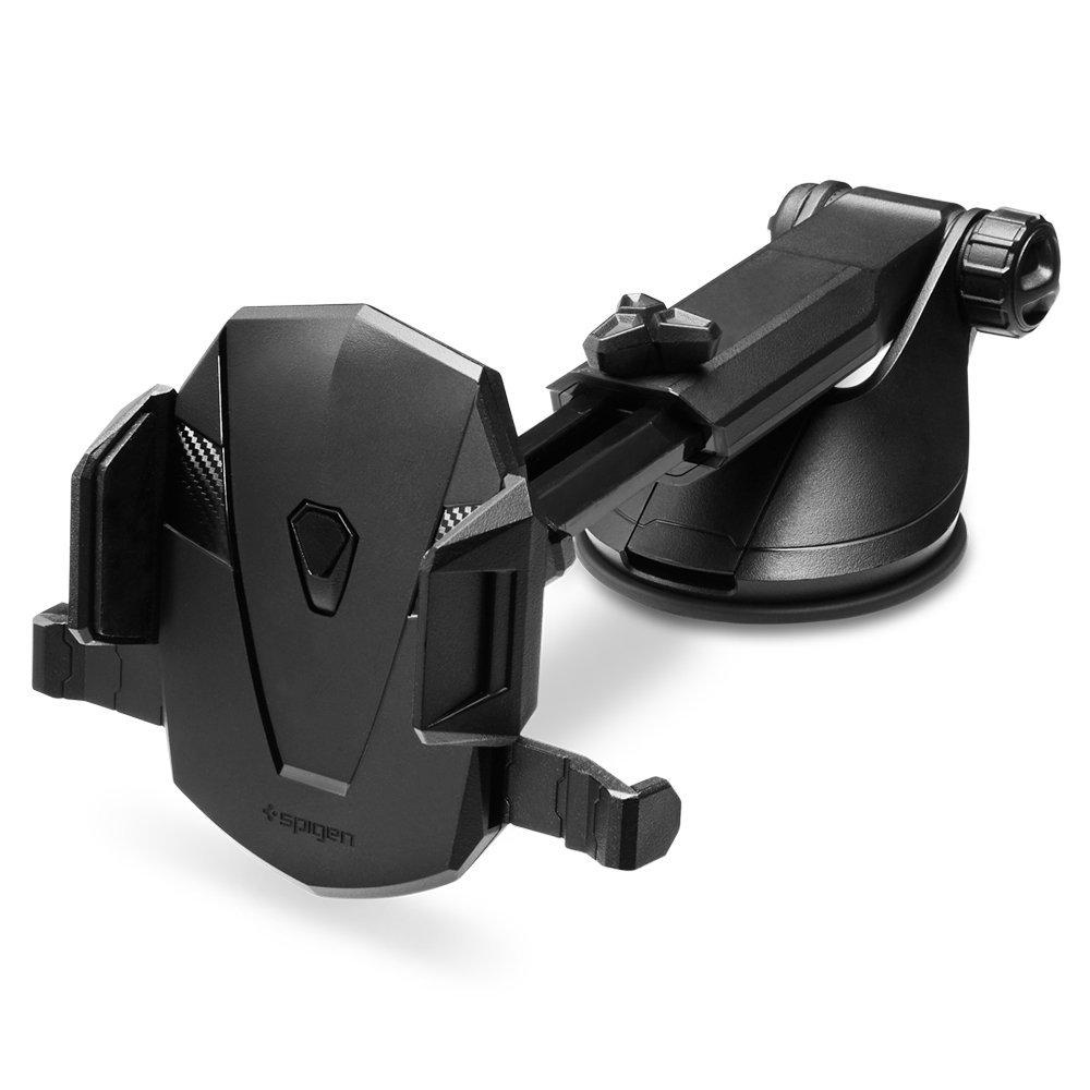 Spigen Kuel Car Mount Holder Universal Βάση Αυτοκινήτου AP12T - Black (000CG20917)