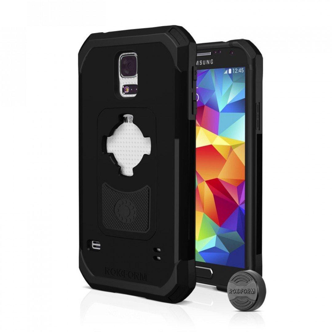 Ανθεκτική Θήκη Samsung Galaxy S5/S5 Neo by Rokform (131-002-009)