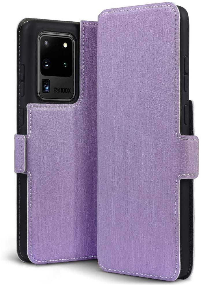 Terrapin Low Profile Θήκη - Πορτοφόλι Samsung Galaxy S20 Ultra - Purple (117-002a-252)