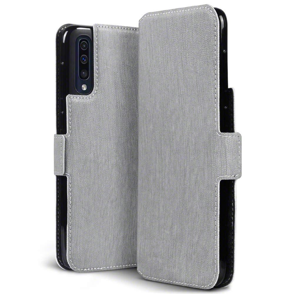 Terrapin Θήκη Πορτοφόλι Samsung Galaxy A50 - Grey (117-002a-142)