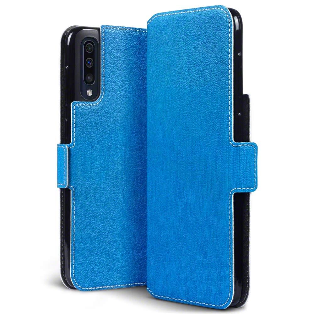 Terrapin Θήκη Πορτοφόλι Samsung Galaxy A50 - Light Blue (117-002a-141)
