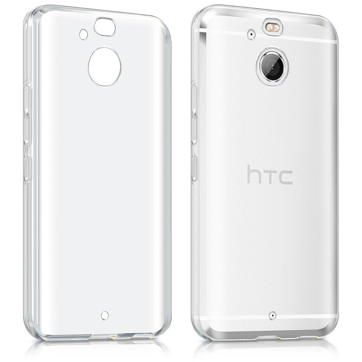 KW Διάφανη Θήκη Σιλικόνης HTC 10 Evo - Clear (40608.03)