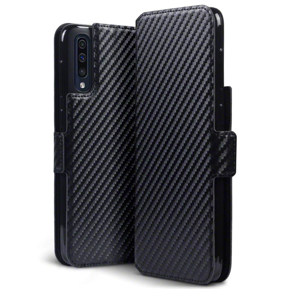 Terrapin Θήκη Πορτοφόλι Samsung Galaxy A50 - Black (117-002a-143)