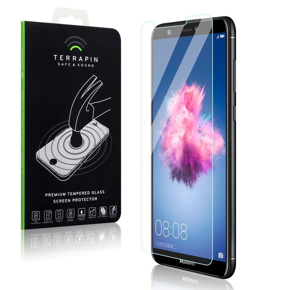 Terrapin Tempered Glass - Αντιχαρακτικό Γυάλινο Screen Protector Huawei P Smart (006-083-077)