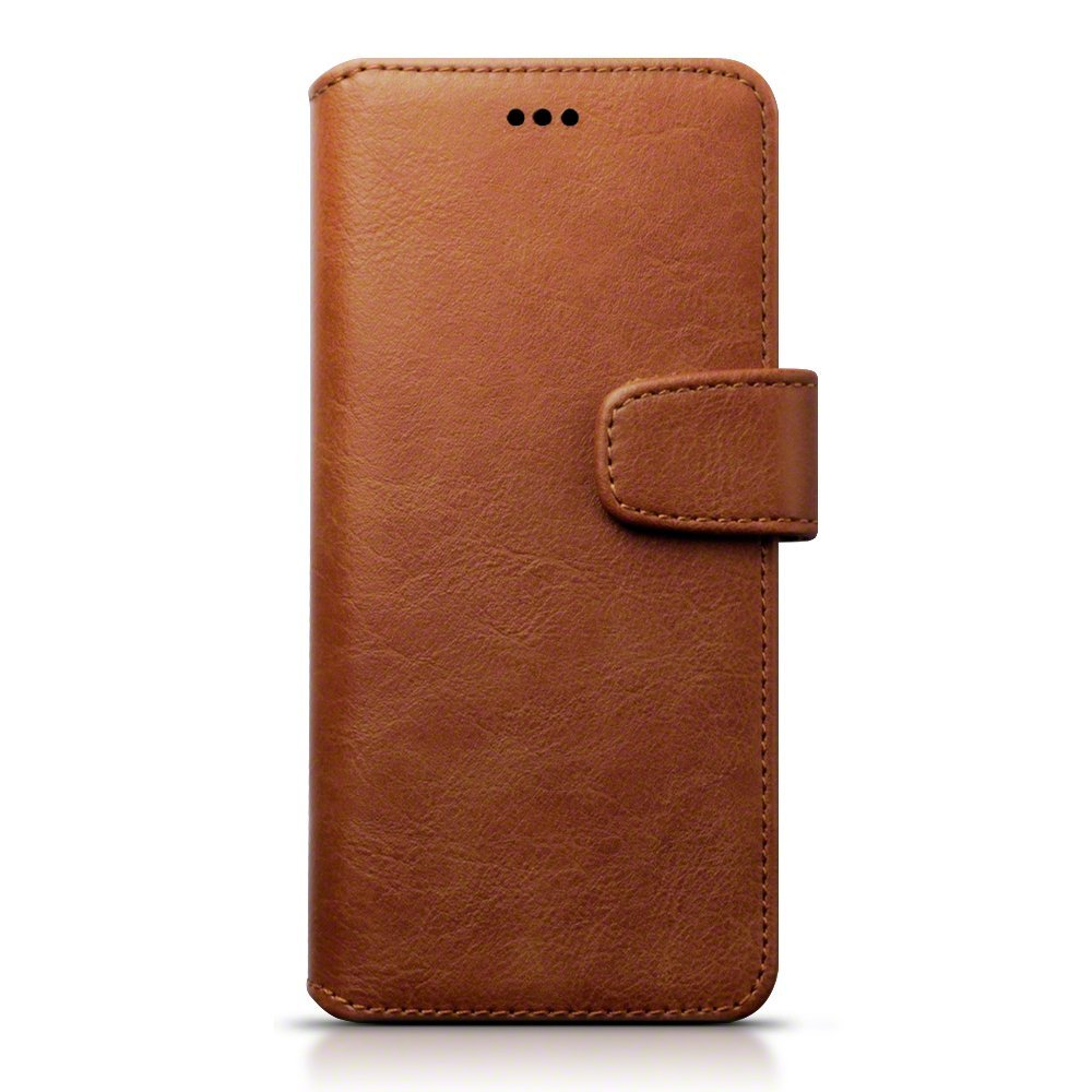 Terrapin Θήκη - Πορτοφόλι Samsung Galaxy S8 - Cognac (117-002-953)