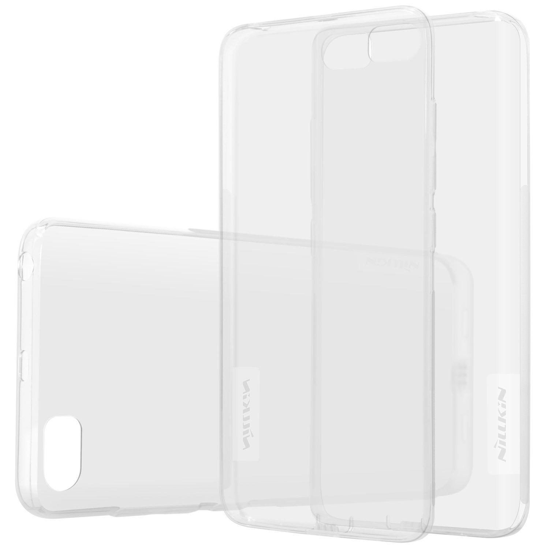 Nillkin Nature Διάφανη Θήκη Σιλικόνης Xiaomi Mi 5 - Crystal Clear (10648)