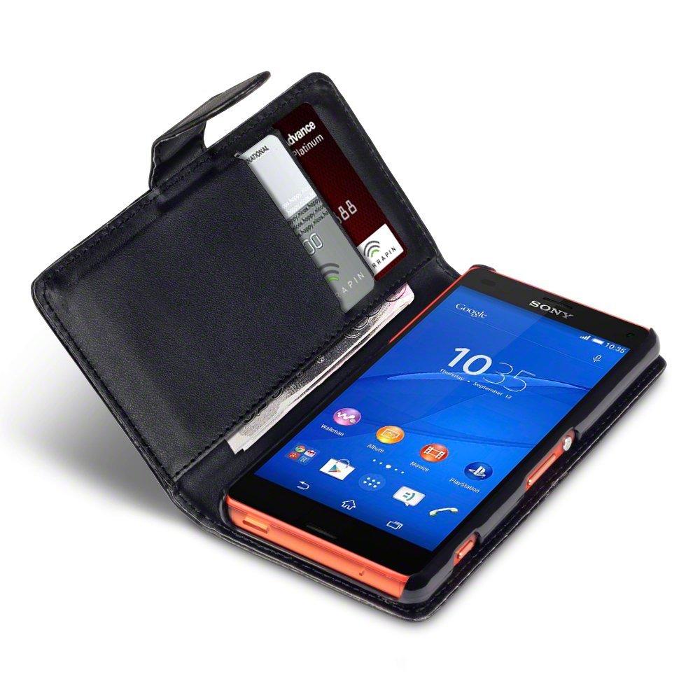 Θήκη Sony Xperia Z3 Compact - Πορτοφόλι by Terrapin (117-005-328)