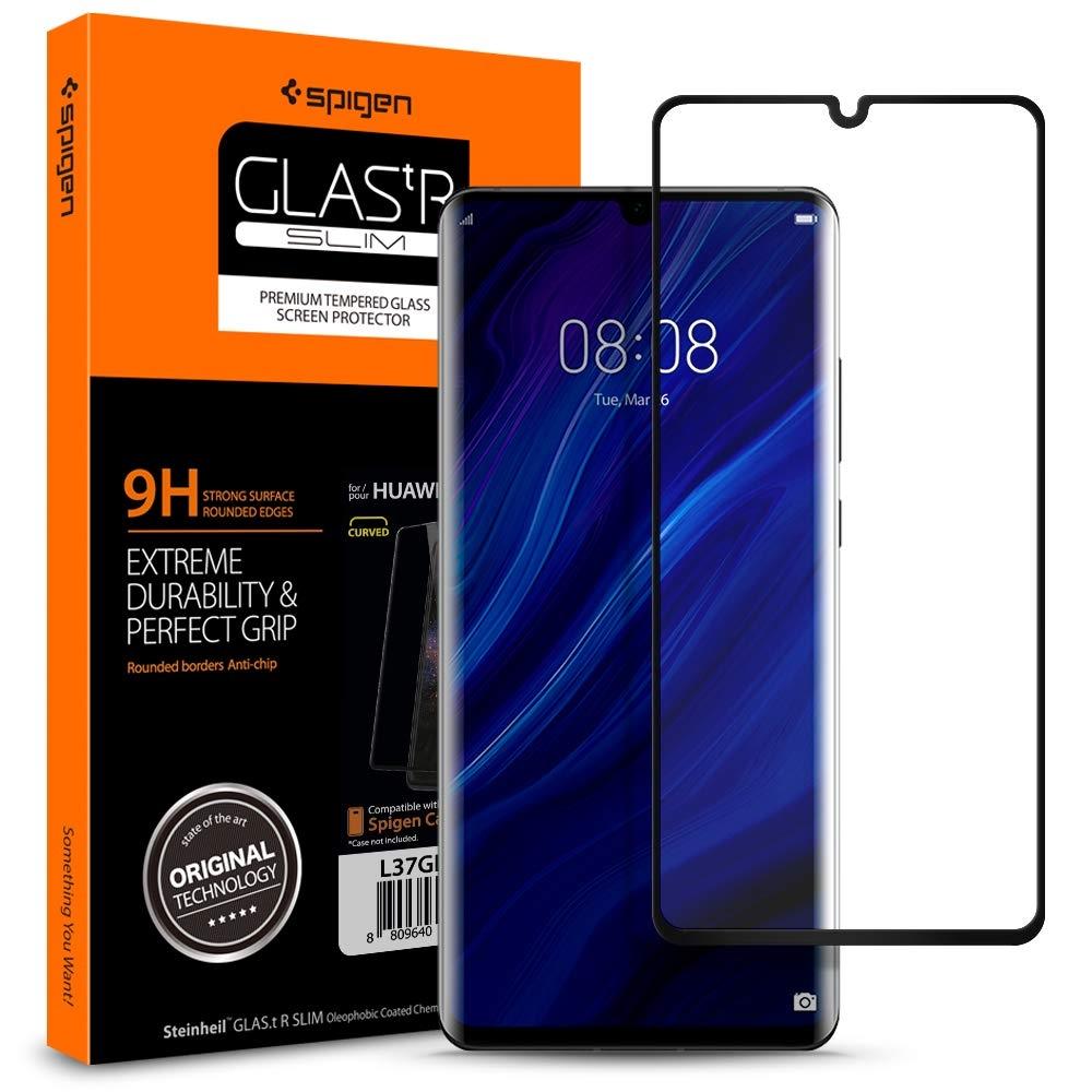 Spigen Tempered Glass GLAS.tR Slim HD - Αντιχαρακτικό γυαλί οθόνης Huawei P30 Pro (L37GL25745)