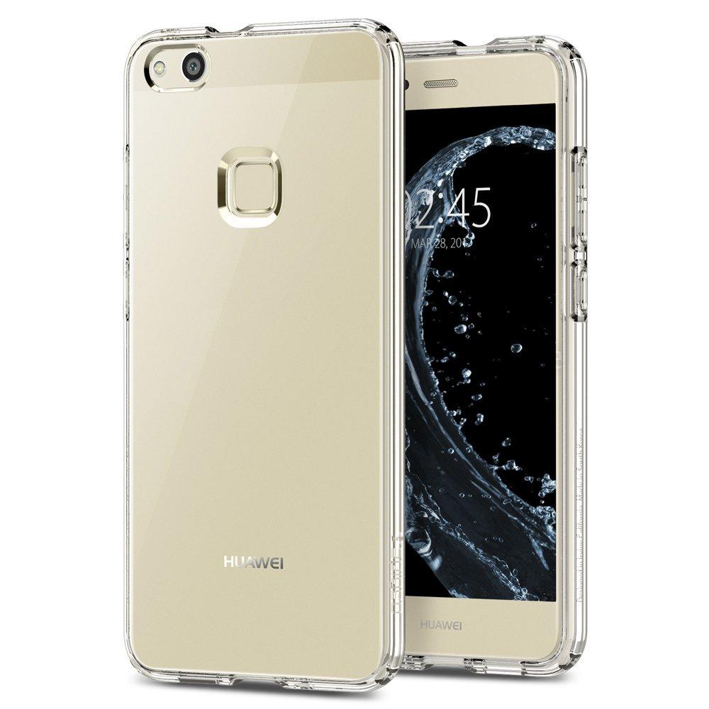 Spigen Θήκη TPU Liquid Crystal Huawei P10 Lite - Crystal Clear (L14CS21509)