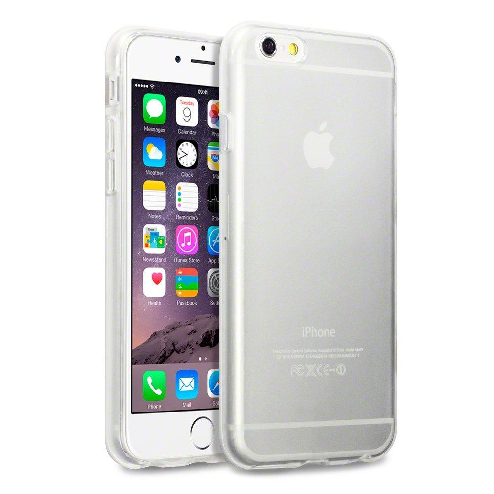 Διάφανη Θήκη iPhone 6/6S by Terrapin (118-113-013)