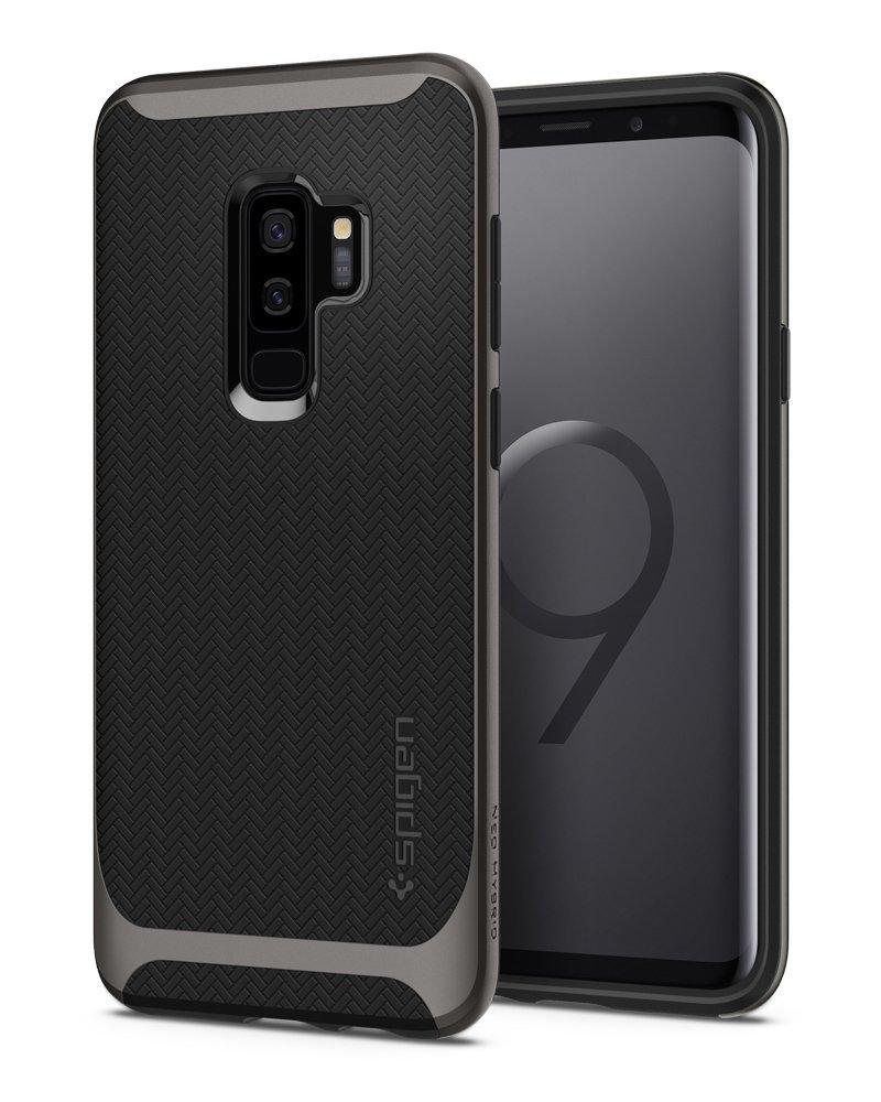 Spigen Θήκη Neo Hybrid Samsung Galaxy S9 Plus - Gunmetal (593CS22943)