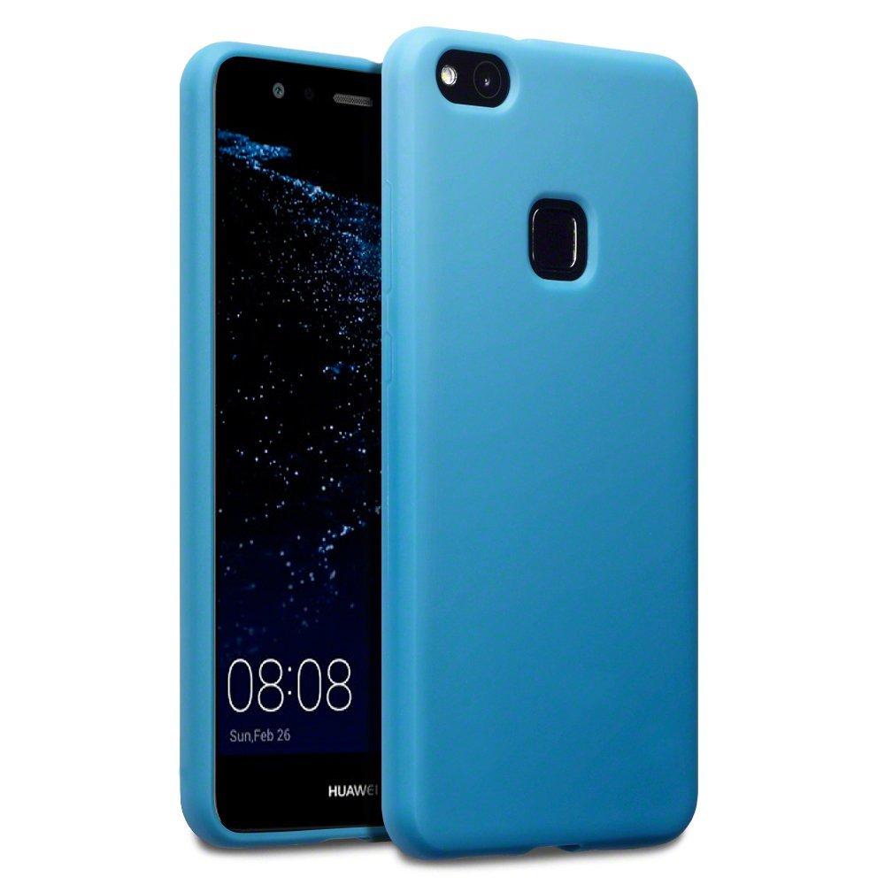 Terrapin Θήκη Σιλικόνης Huawei P10 Lite - Blue Matte (118-083-120)