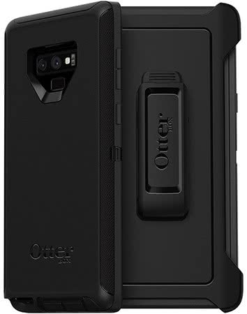 Otterbox Defender Ανθεκτική Θήκη Samsung Galaxy Note 9 - Black (77-59090)