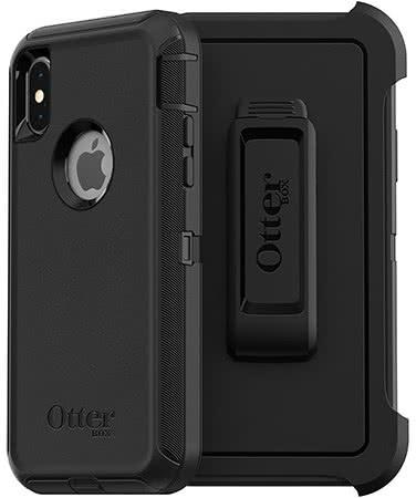 Otterbox Defender Ανθεκτική Θήκη iPhone XS Max - Black (77-59971)