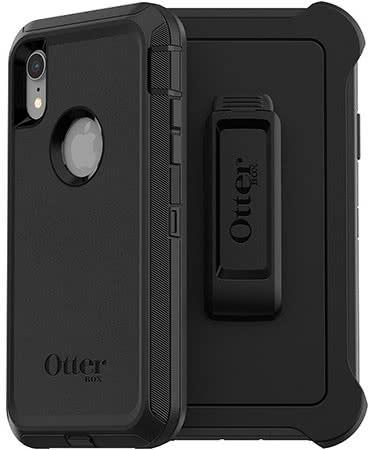 Otterbox Defender Ανθεκτική Θήκη iPhone XR - Black (77-59761)