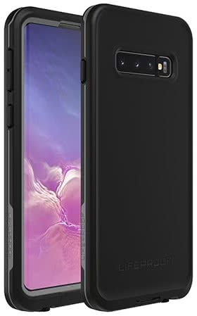 LifeProof Fre Live 360 Αδιάβροχη Θήκη Samsung Galaxy S10 - Black (77-61395)