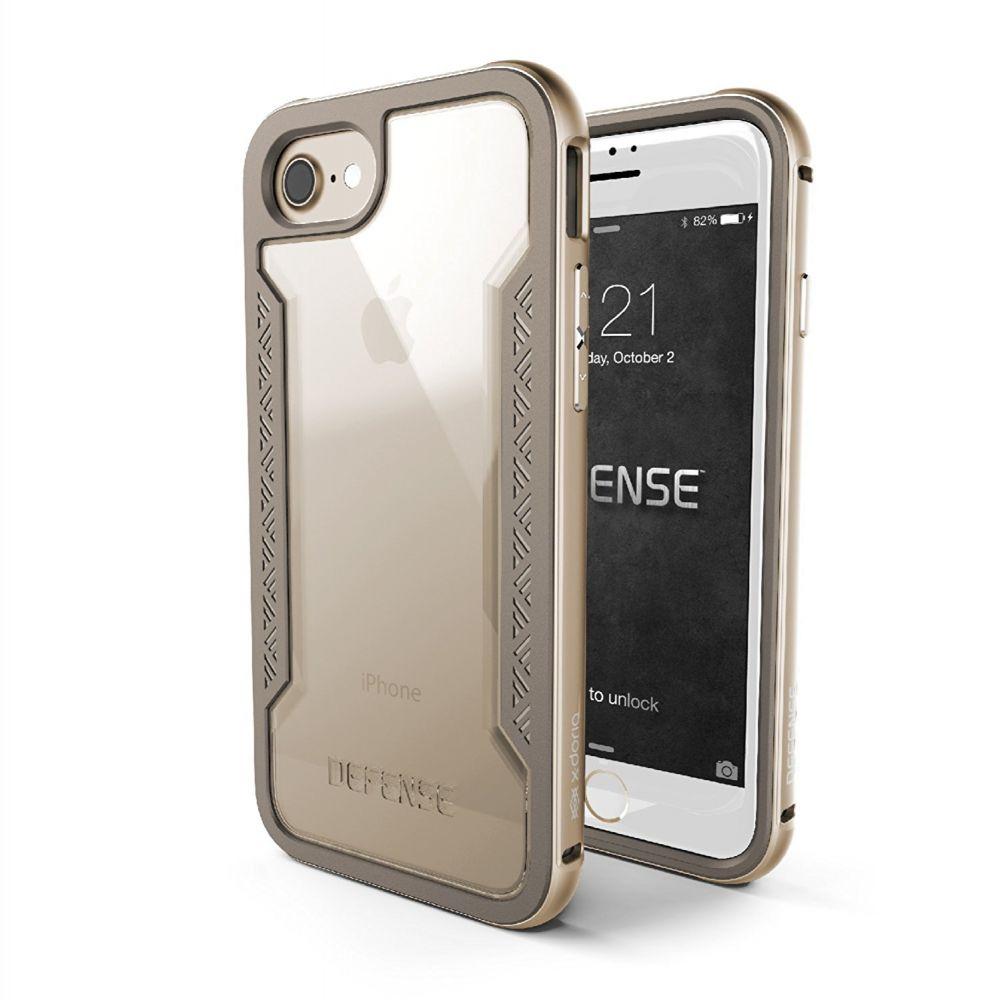 X-Doria Defense Shield Θήκη iPhone 8 / 7 - Gold (3X17O233A)