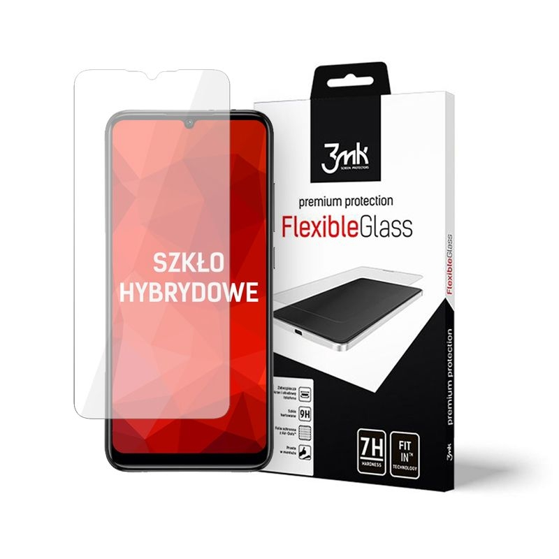 3MK Premium Flexible Glass Xiaomi Redmi Note 8T - 0.2mm (60923)