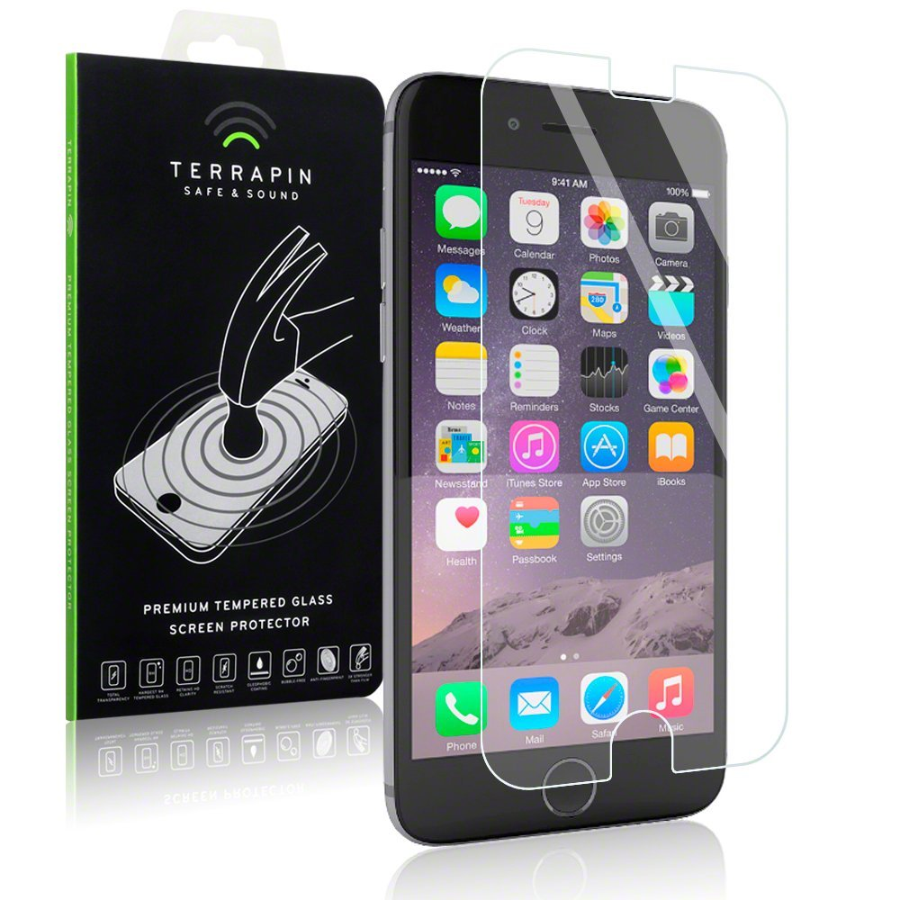 Αντιχαρακτικό Γυάλινο Screen Protector iPhone 6 Plus/6S Plus by Terrapin (006-114-004)