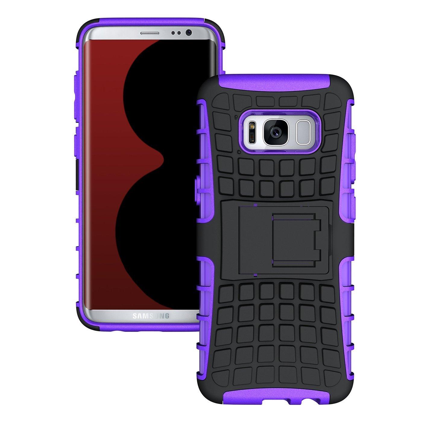Ανθεκτική Θήκη Samsung Galaxy S8 - Purple (11310) - OEM