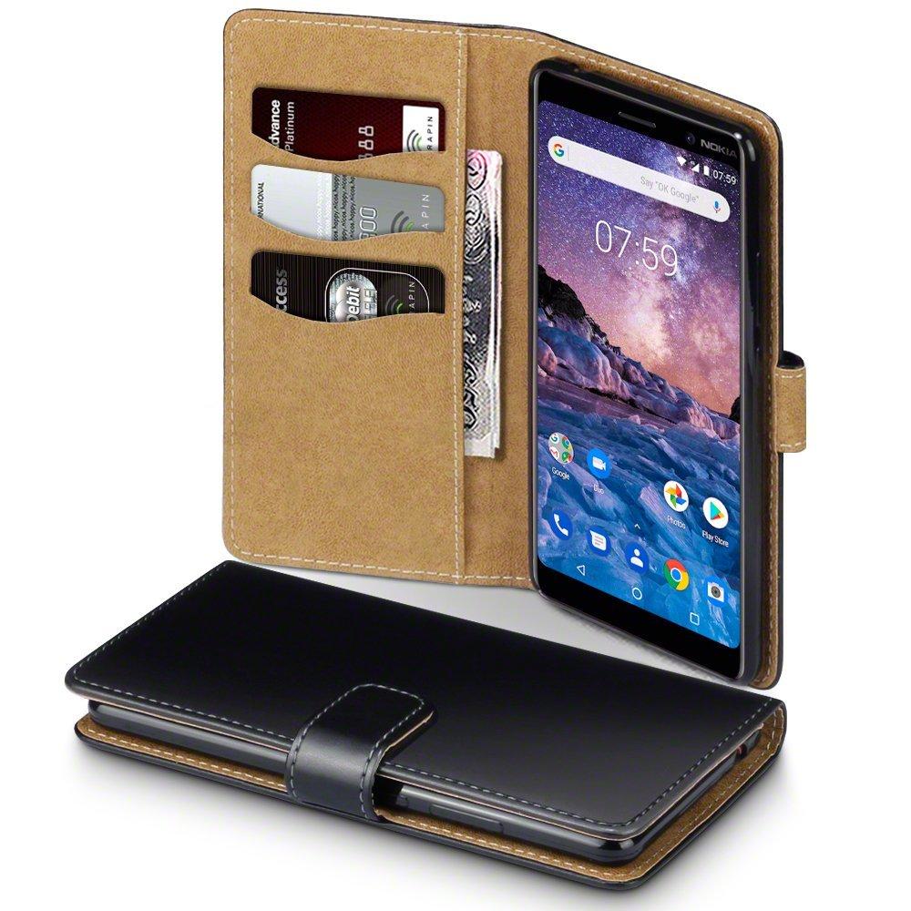 Terrapin Θήκη - Πορτοφόλι Nokia 7 Plus (117-001-281)