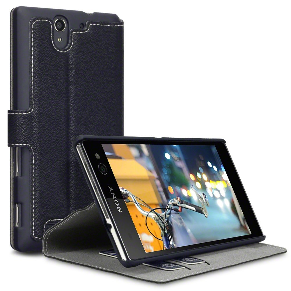 Θήκη Sony Xperia C3 - Πορτοφόλι by Covert (117-005-310)