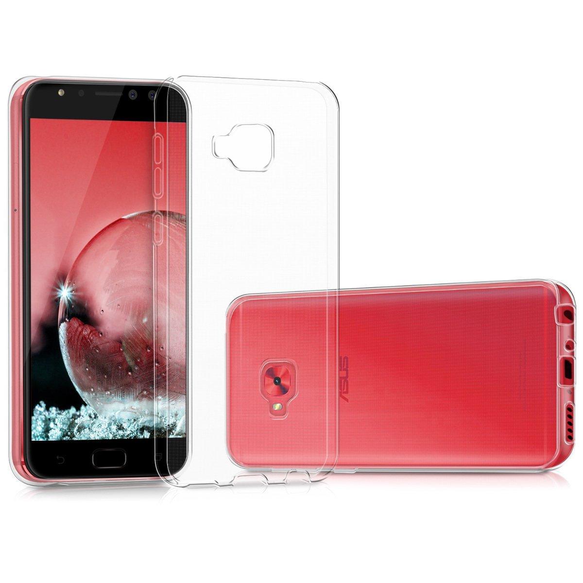 KW Διάφανη Θήκη Σιλικόνης Asus Zenfone 4 Selfie Pro - Clear (42966.03)