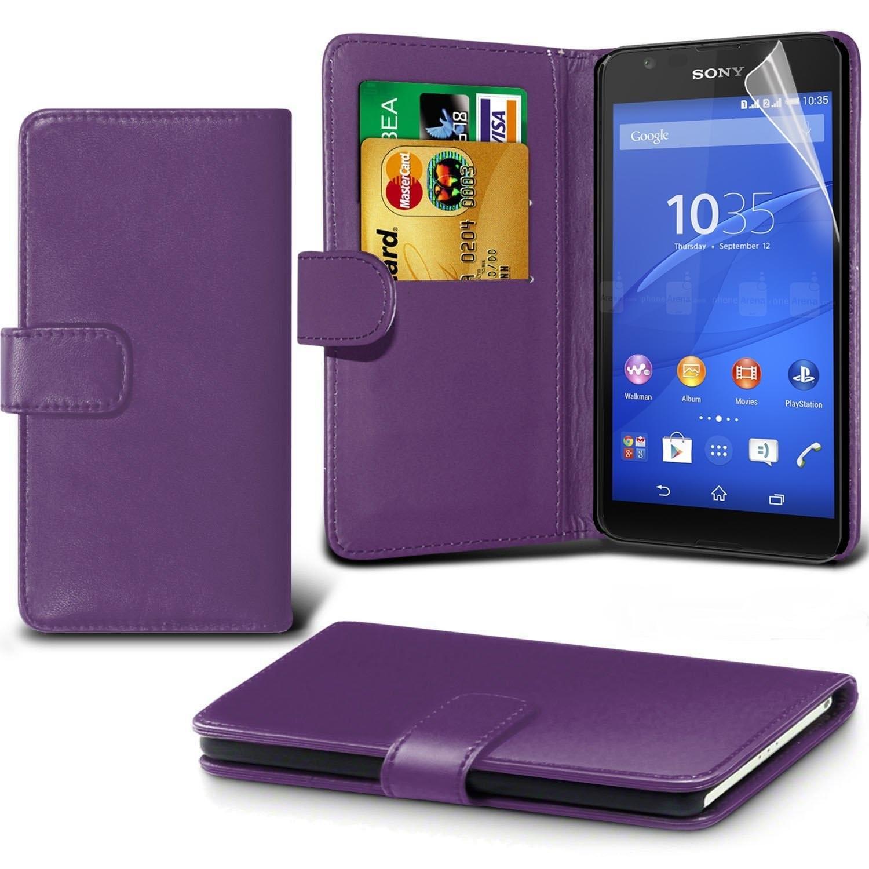 Θήκη - Πορτοφόλι Sony Xperia E4g - OEM (10752)