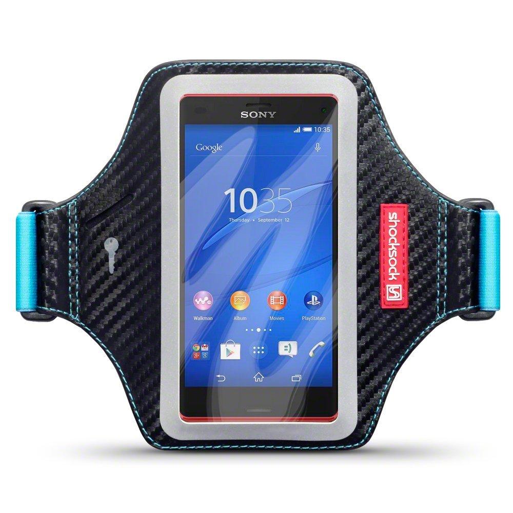 Θήκη Μπράτσου Sony Xperia Z3 Compact by Shocksock (007-005-012)