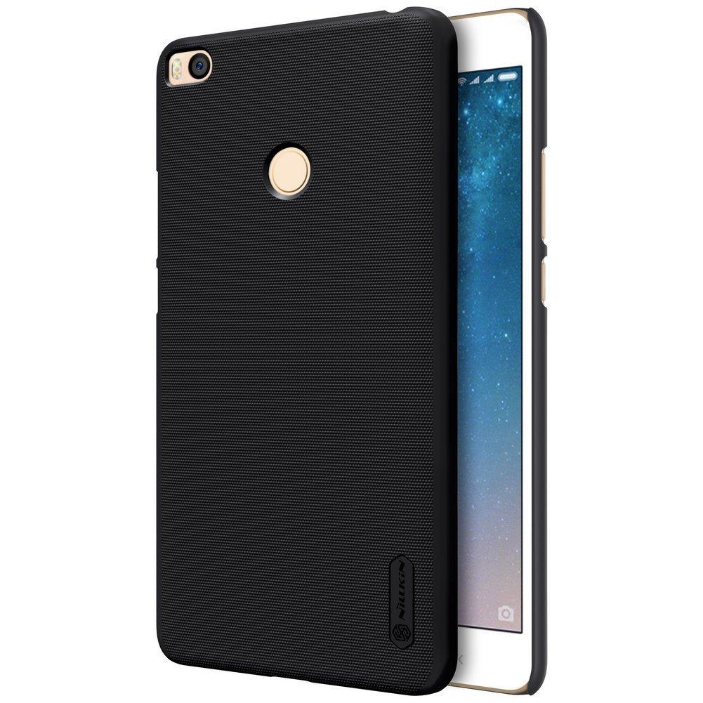 Nillkin Θήκη Super Frosted Shield Xiaomi Mi Max 2 & Screen Protector - Black (11877)
