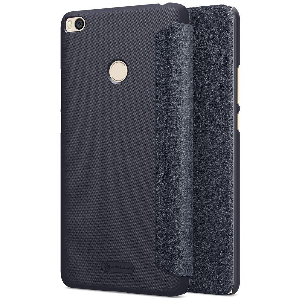 Nillkin Sparkle Flip Case Xiaomi Mi Max 2 - Grey (11872)