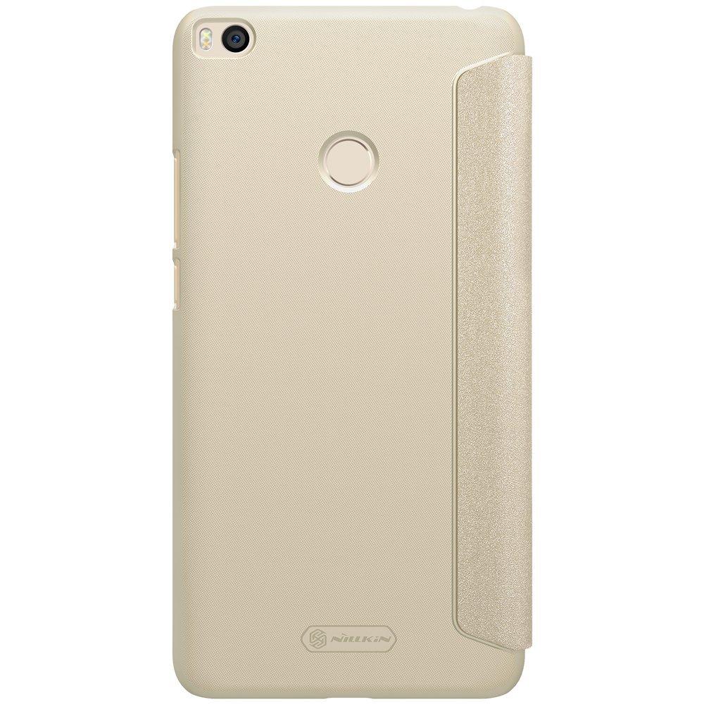 Nillkin Sparkle Flip Case Xiaomi Mi Max 2 - Gold (11874)
