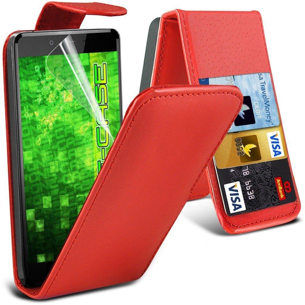 Flip Θήκη HTC Desire 626 - OEM - Κόκκινο (10866)