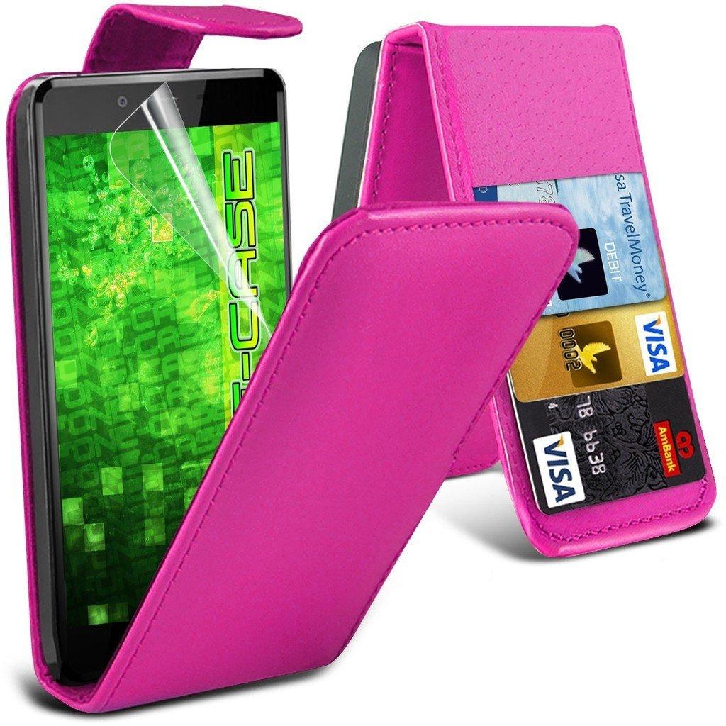 Flip Θήκη HTC Desire 626 - OEM - Ροζ (10865)