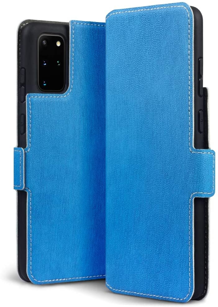 Terrapin Low Profile Θήκη - Πορτοφόλι Samsung Galaxy S20 Plus - Light Blue (117-002a-242)