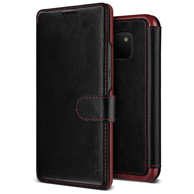 VRS Design Dandy Layered Θήκη - Πορτοφόλι Huawei Mate 20 Pro - Black (8809582396325)