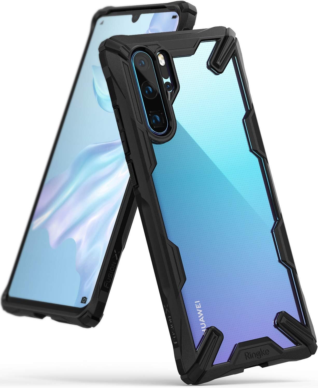 Ringke Fusion-X Θήκη Huawei P30 - Black (46104)