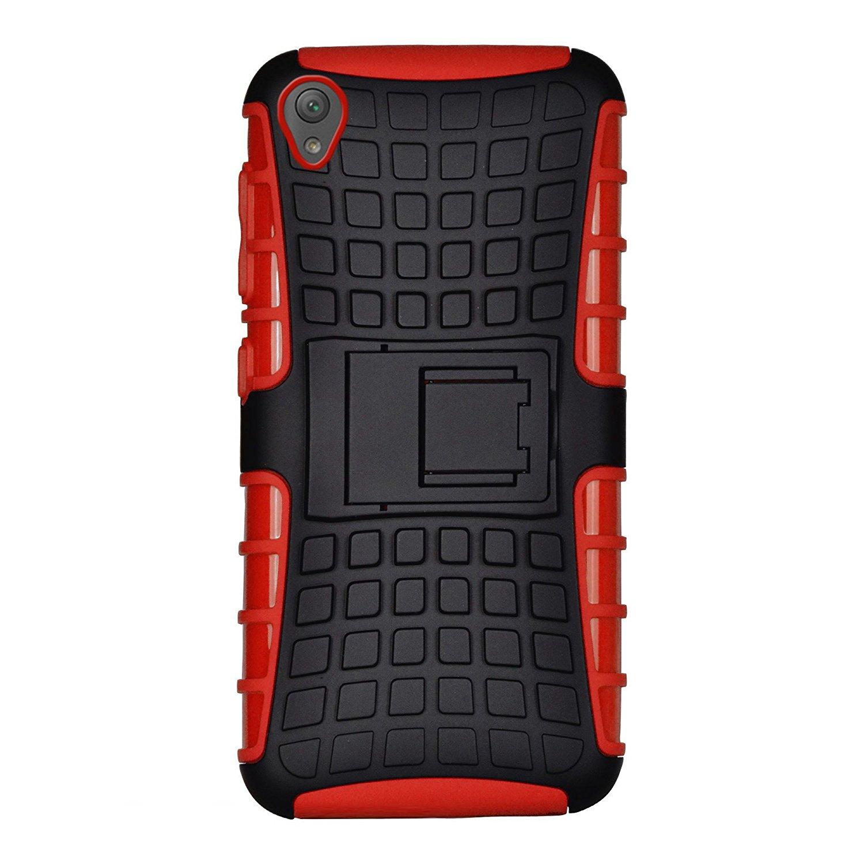 Ανθεκτική Θήκη Sony Xperia E5 - Κόκκινο - OEM (10734)