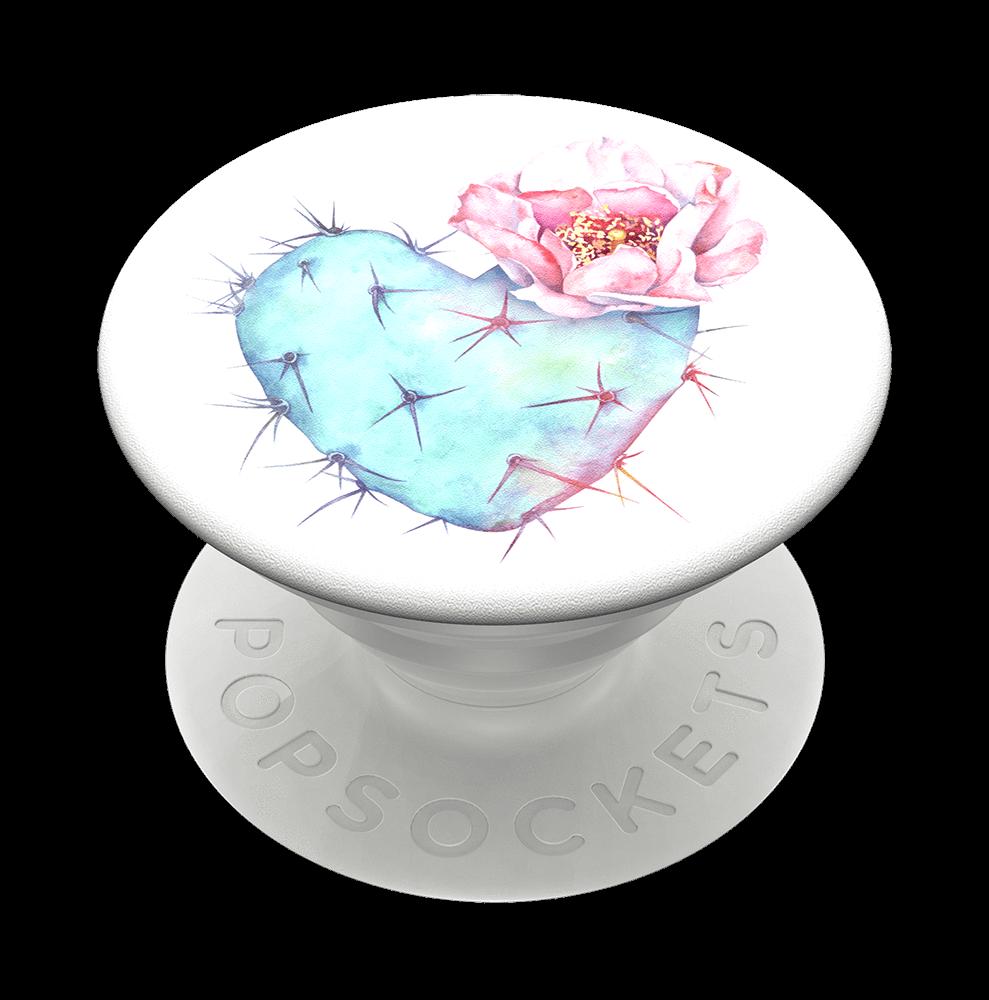 PopSocket Succulent Heart - White (800953)